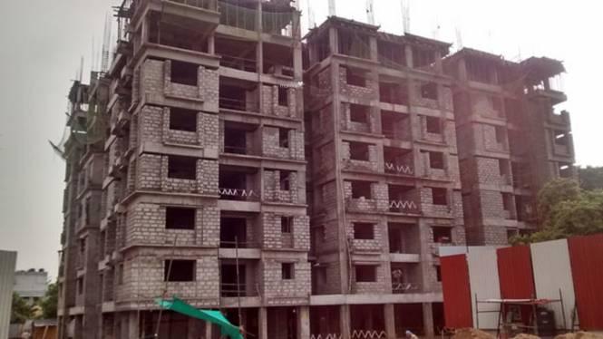 Akshaya Trichy Rich Construction Status