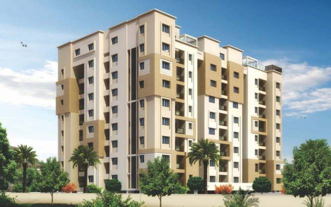 Akshaya Trichy Rich Elevation