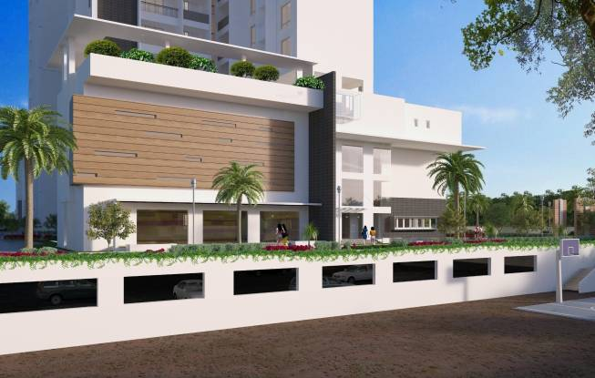 SNN Raj Grandeur Amenities