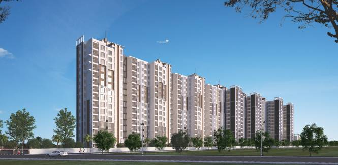SNN Raj Grandeur Elevation