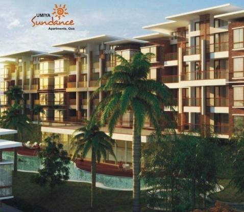 Umiya Sundance Apartments Elevation