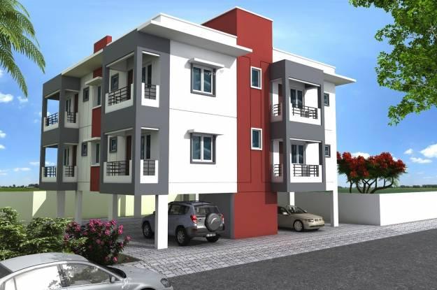 Annai Smart Homes III Elevation