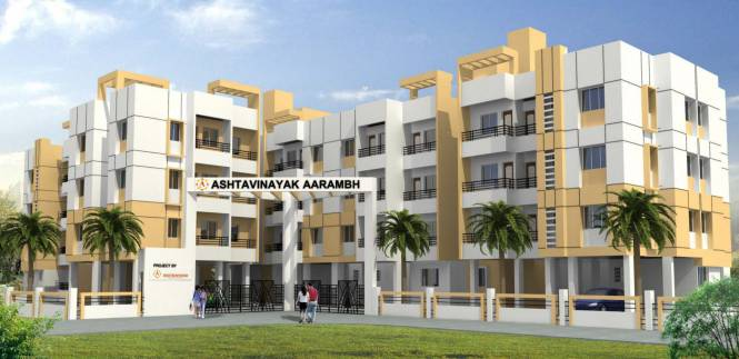 Ashtvinayak Aarambh Elevation