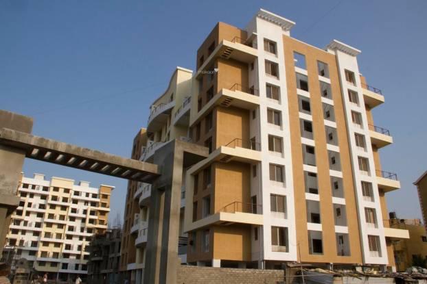 Agarwal Sai Sanskruti Construction Status