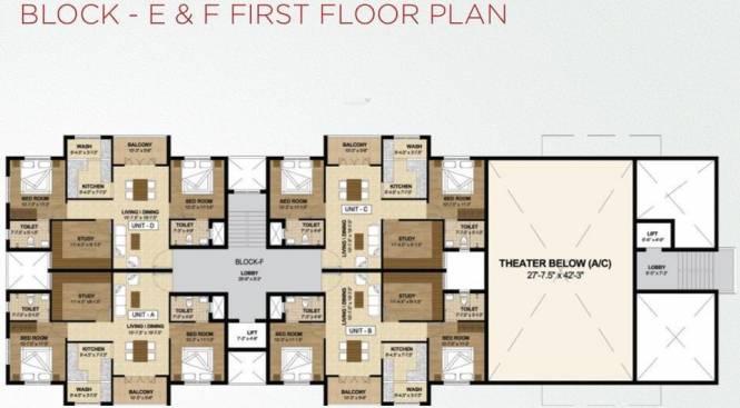 BBCL Ashraya Cluster Plan