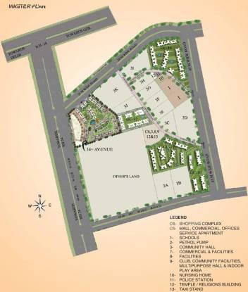 Gaursons 14th Avenue Master Plan