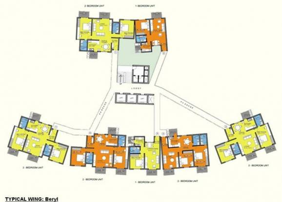 Bearys Queens Necklace Cluster Plan