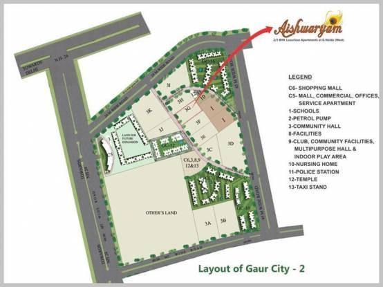 Wall Aishwaryam Master Plan