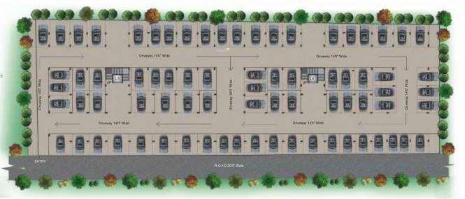 BM Silver Woods Cluster Plan