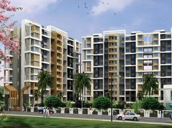 Saptsiddhi Associates Savali Homes Elevation