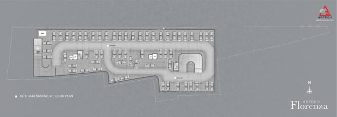 Artech Florenza Cluster Plan