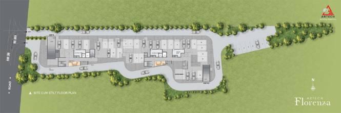 Artech Florenza Site Plan