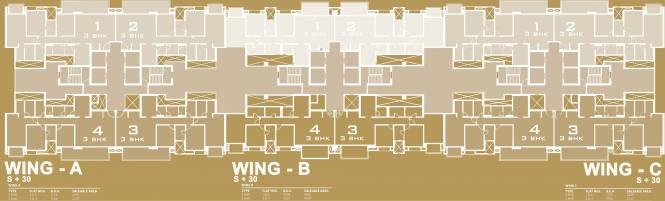 Hiranandani Hill Crest Cluster Plan
