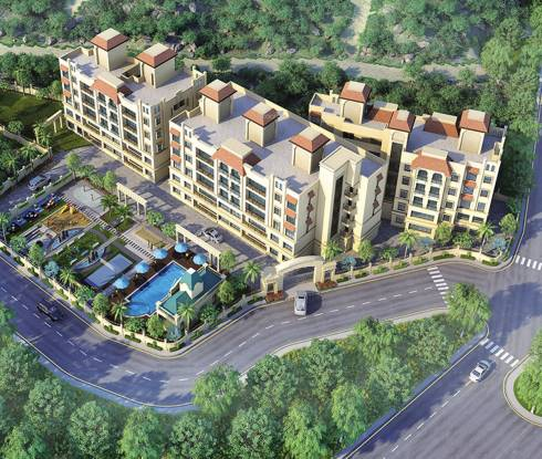 Siddhivinayak Aura Elevation