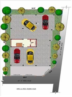 Fomra Westend Cluster Plan