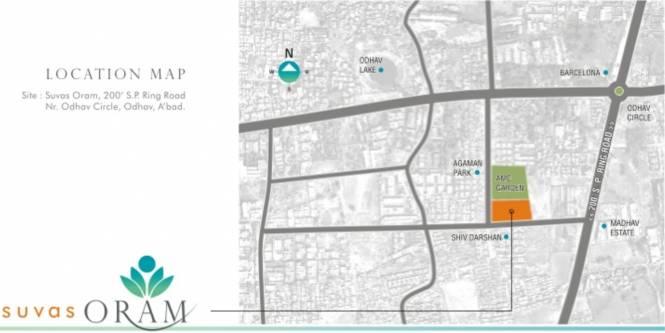 Suvas Oram Location Plan