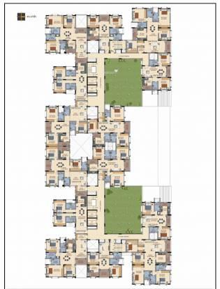 Srivari Vaibhav Cluster Plan