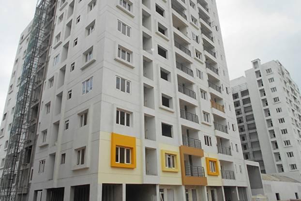 Srivari Vaibhav Construction Status
