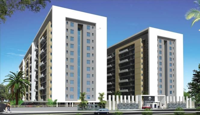 SSG Shankra Residency Elevation