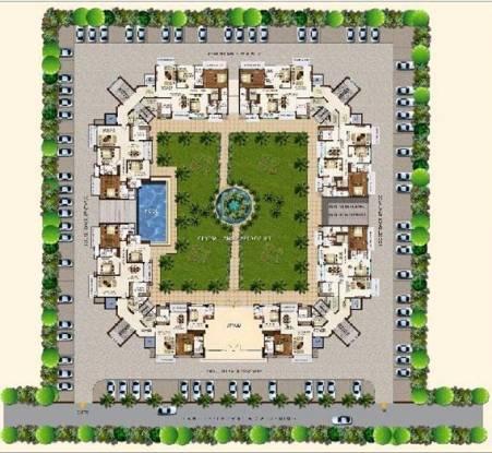 Shalimar Imperial Layout Plan