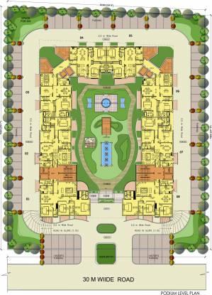 Shalimar Dwelling Site Plan