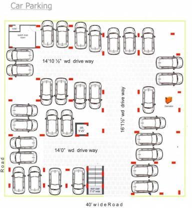 KSR Sri Jaya Classic Cluster Plan