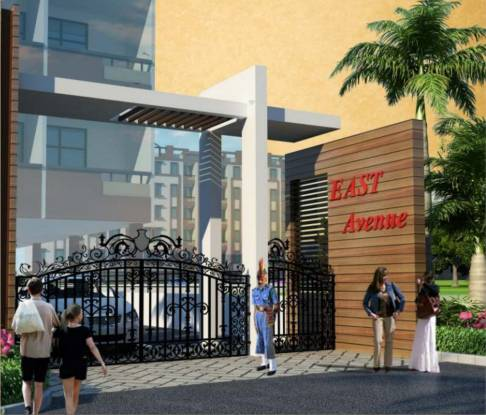 Uday East Avenue Elevation