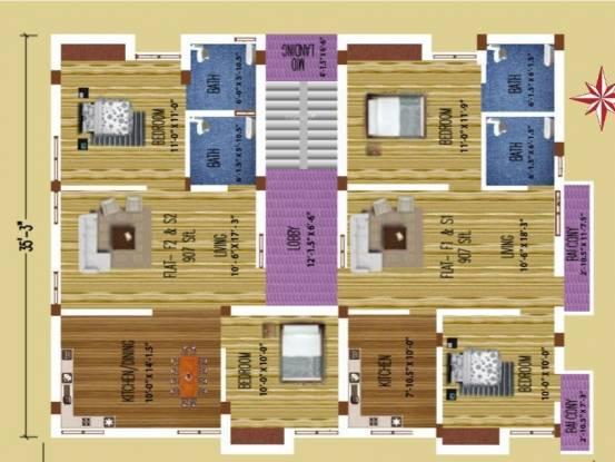 Hari Panchvati Cluster Plan