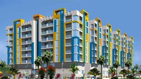 MK Builders and Developers Royal Gardens Elevation