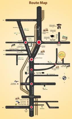 VIP Madhuranthagam Location Plan