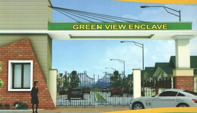 Goyal Green View Enclave Elevation