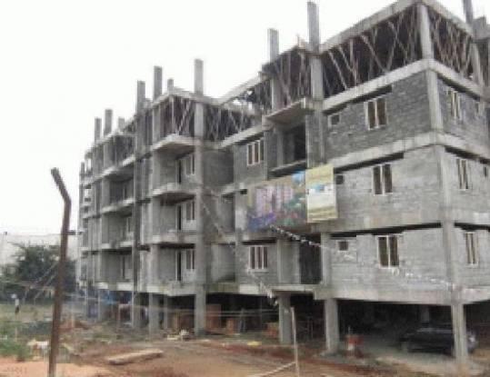Sai Krupa Harmony Construction Status