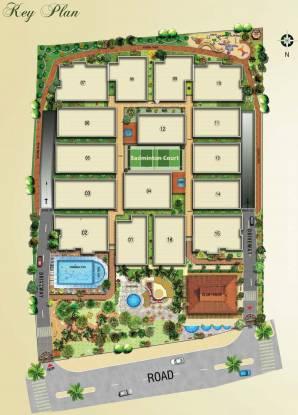 Sai Krupa Harmony Site Plan