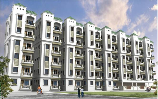Modi Paradise Homes Elevation