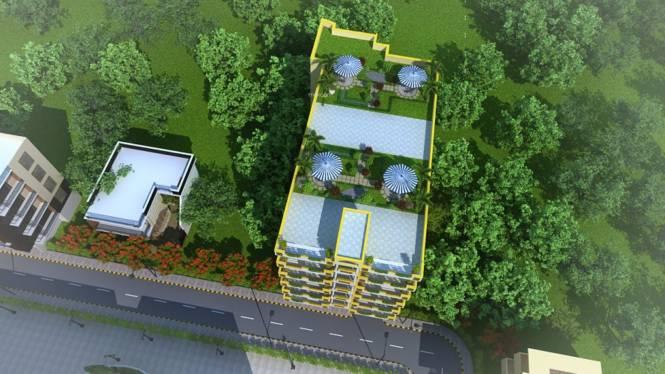 AKH Royal Apartment Elevation