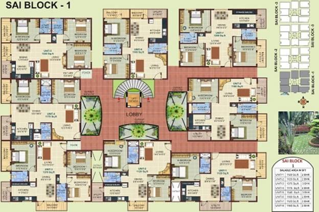 Shivaganga Dwarkamai Cluster Plan