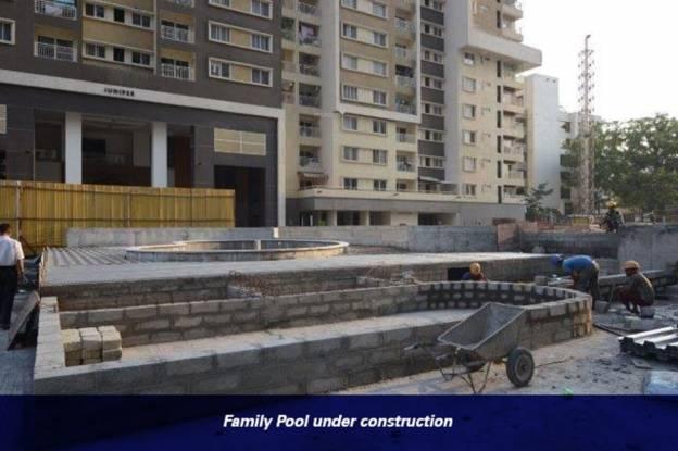Salarpuria Sattva Greenage Phase II Construction Status