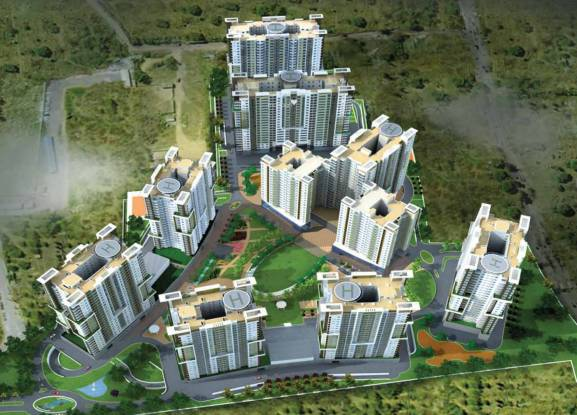 Salarpuria Sattva Greenage Phase II Elevation