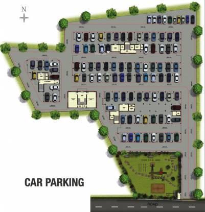 Vijay Century Court Cluster Plan