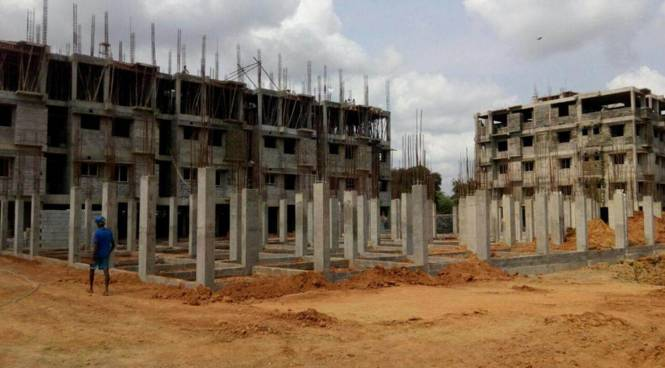 Vijay Century Court Construction Status