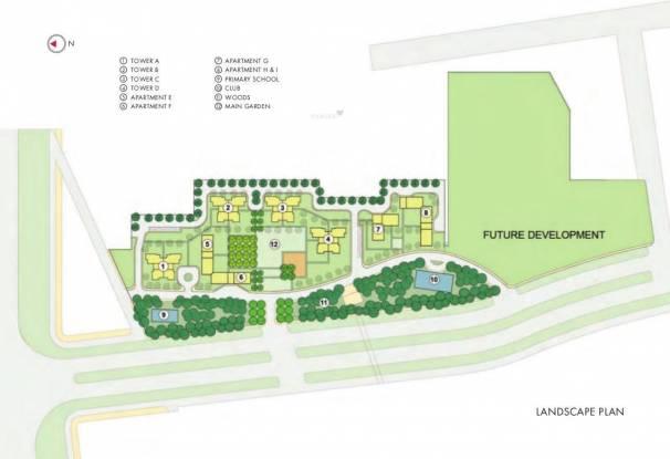 Pioneer Pioneer Park PH 1 Layout Plan