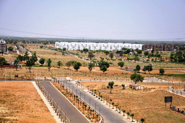Vatika Infotech City Plots Elevation