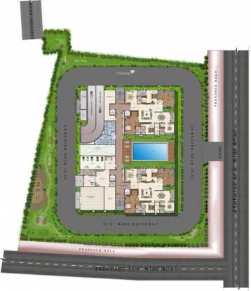 Sri Aditya Landmark Cluster Plan
