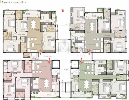 Siddha Basil Cluster Plan