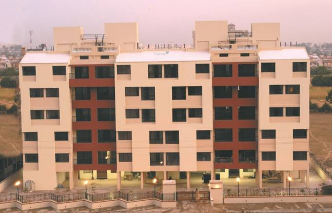 Vishwanath Sharanam 6 Elevation