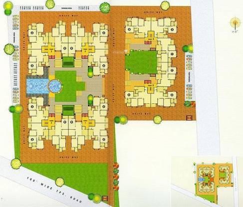 Devnandan Devnandan Heights Site Plan