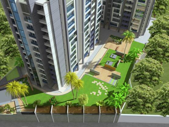 Dharmadev Neelkanth Riverview Elevation