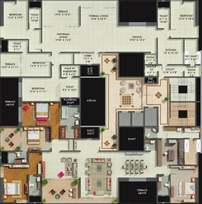 Privie Shiloh Cluster Plan