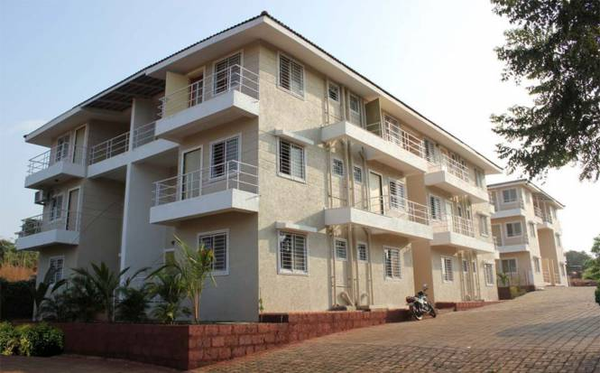 Goka Gold Valley Apartment Elevation