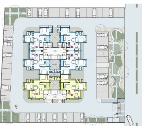 Safal Sameep Layout Plan